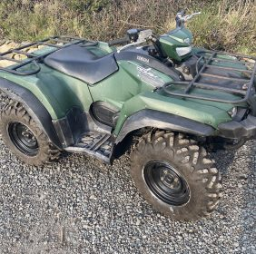 Used Yamaha YFM450 Kodiak Eps 2018
