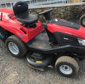 Alko T23 ride on mower