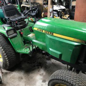 John Deere 955 compact tractor SOLD