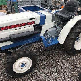 Mitsubishi MT160 D Compact tractor